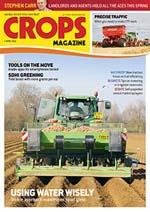 Crops magazine cover