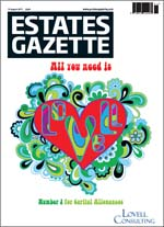 Estates Gazette cover