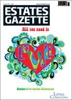 Estates Gazette cover