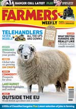 Farmers Weekly cover