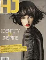 Hairdressers Journal International cover
