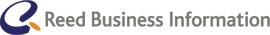 Reed Business Information logo.